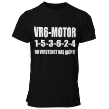 Laden Sie das Bild in den Galerie-Viewer, VR6 1-5-3-6-2-4 T-Shirt