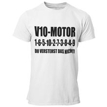 Laden Sie das Bild in den Galerie-Viewer, V10 1-6-5-10-2-7-3-8-4-9 T-Shirt