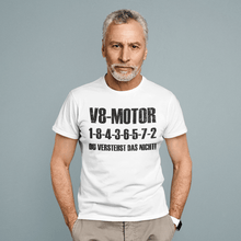 Laden Sie das Bild in den Galerie-Viewer, V8 T-Shirt