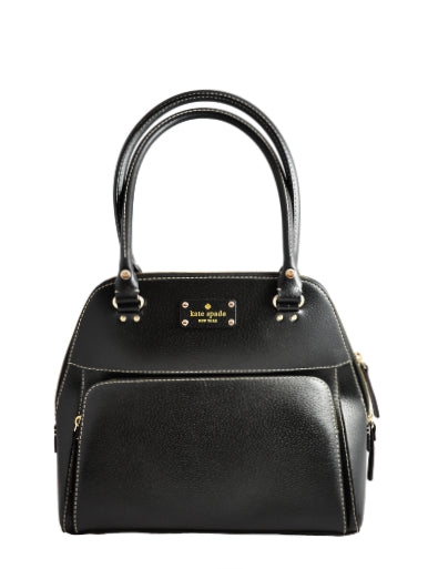 Kate Spade Wellesley Small Dome - Black