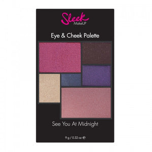 Sleek See you at Midnight Eye & Cheek Palette