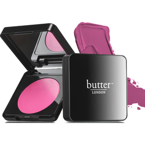 Butter London Cheeky Cream Blush - Pistol Pink