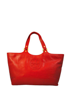 Tory Burch Clayton Burch Tote - Red