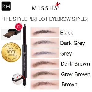 MISSHA The Style Perfect Eyebrow Styler