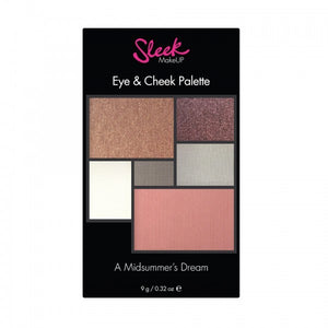 Sleek A Midsummer's Dream Eye & Cheek Palette