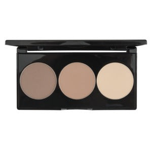 Motives 3-in-1 Contour, Bronze and Highlight Kit