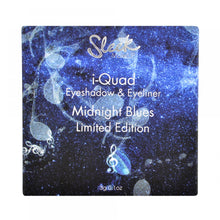Load image into Gallery viewer, Sleek Midnight Blues Eye Quad