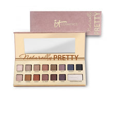 Load image into Gallery viewer, It Cosmetics Naturally Pretty Vol. 1 Matte Luxe Palette