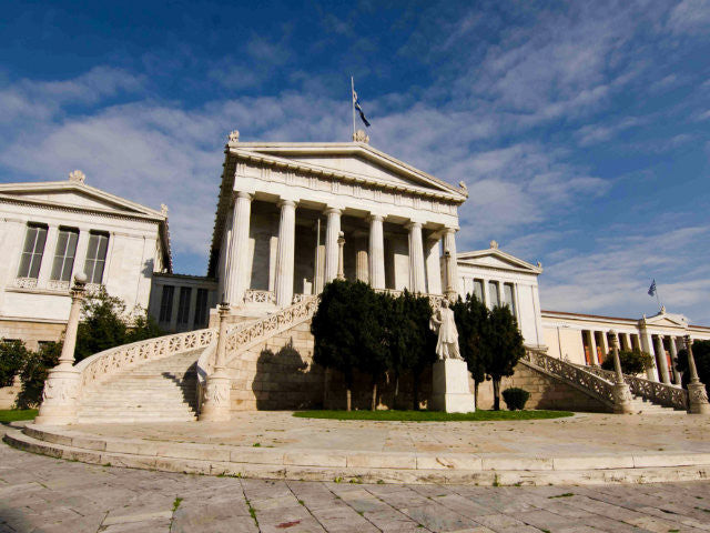 Modernist Architecture & Greek Revival Combo Walk