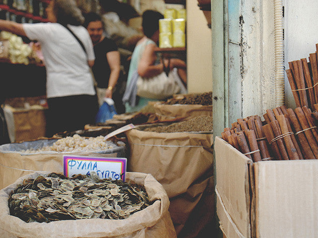 Markets in Athens. Explore the tastes, sights and smells of the city