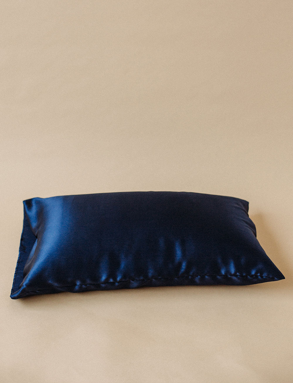 Silk Pillow Case (Navy)