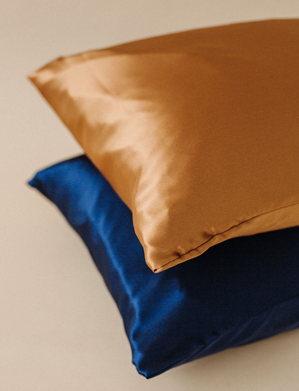 Silk Pillow Case (Bronze)