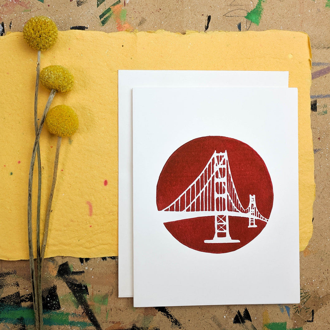 California Scenery Cards