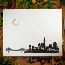 "Load image into Gallery viewer, Skyline Print | 8x10"" Print"