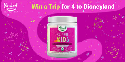 Super Kids - Win a Trip to Disneyland!