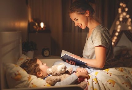 Book Recommendations for Your Child's Bedtime Routine