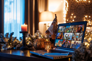 How To Feel More Connected with Online Holiday Gatherings