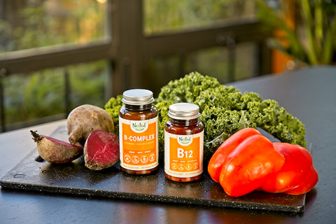 b-12 and b-complex supplement