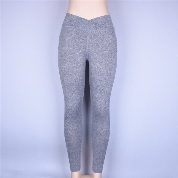 Heart Patchwork Breathable Push Up Leggings - Hazelflex