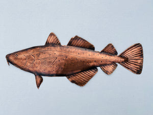 Atlantic Cod Wall Hanging