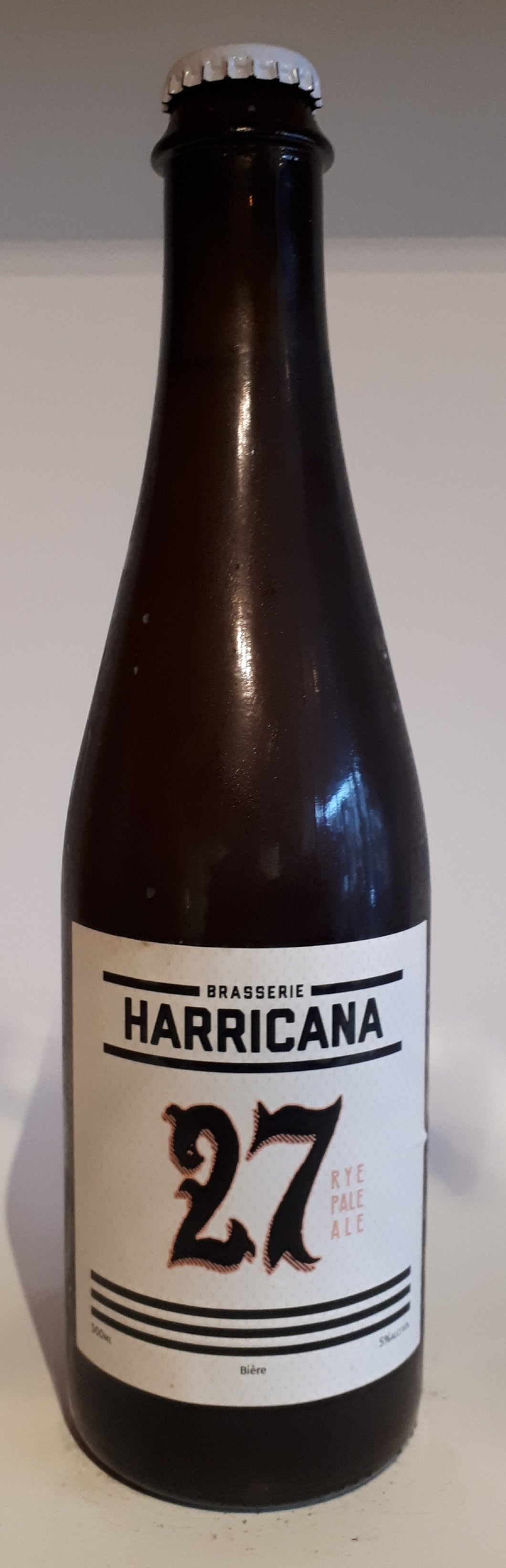 Brasserie Harricana La 27 500ml