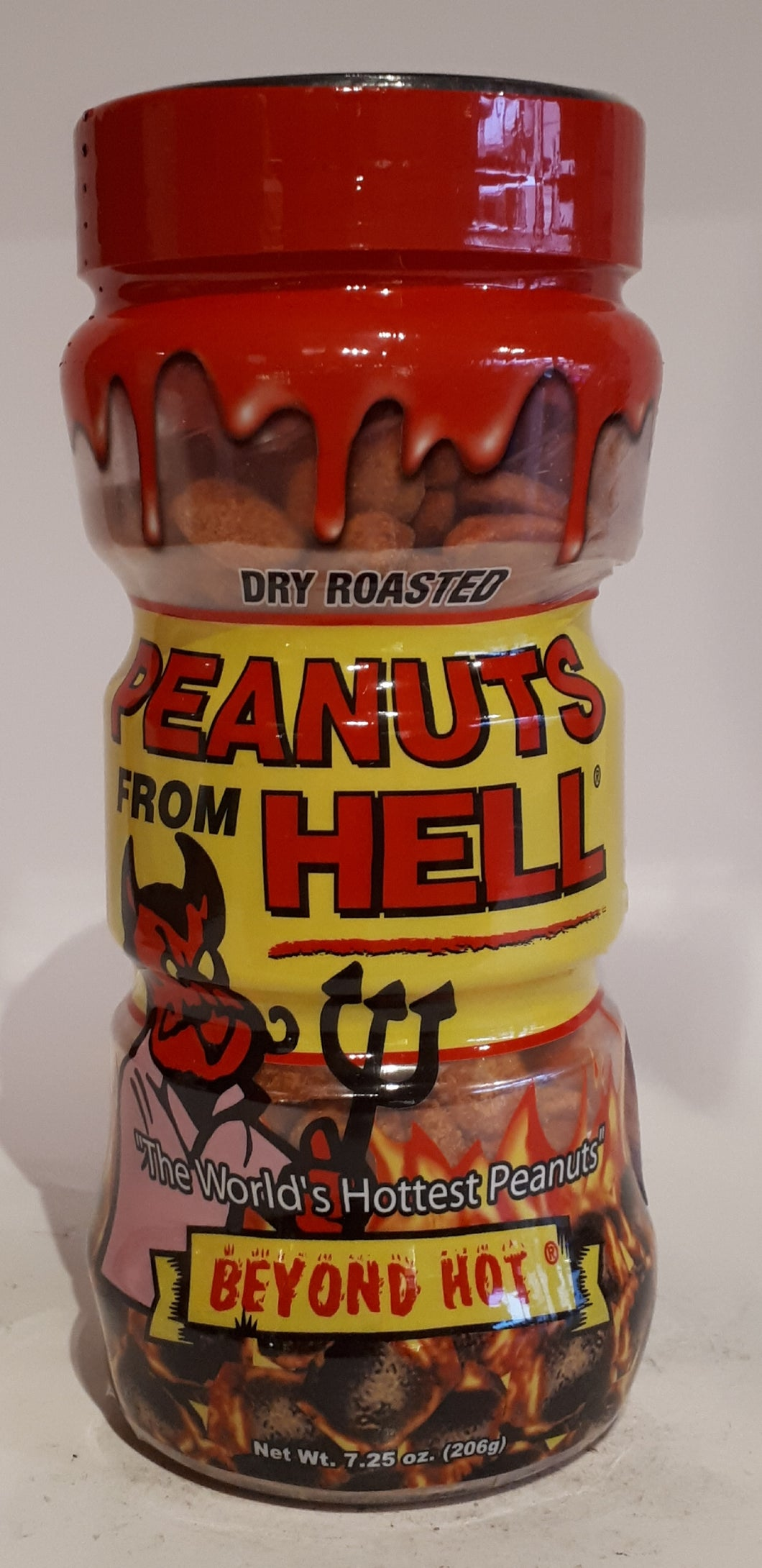 Peanuts From Hell Arachides Piquantes 206g