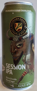 Microbrasserie Charlevoix Session IPA 473ml