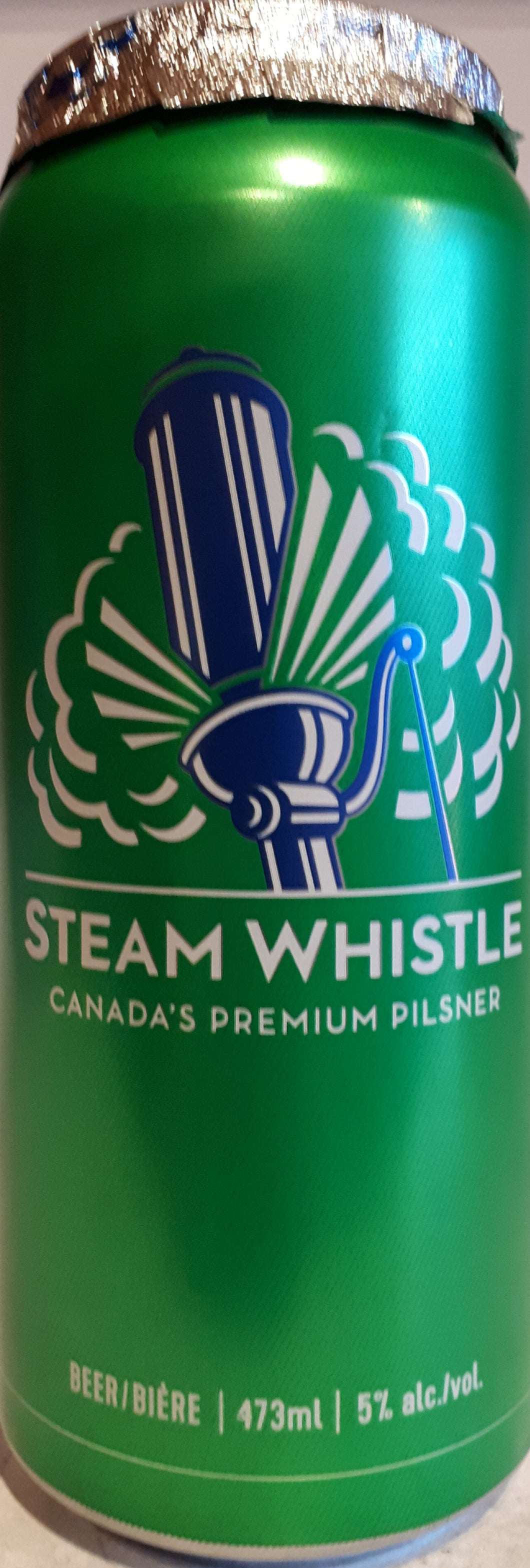 Brasserie Steam Whistle Pilsner 473ml