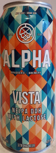 Microbrasserie Alpha Vista 473ml
