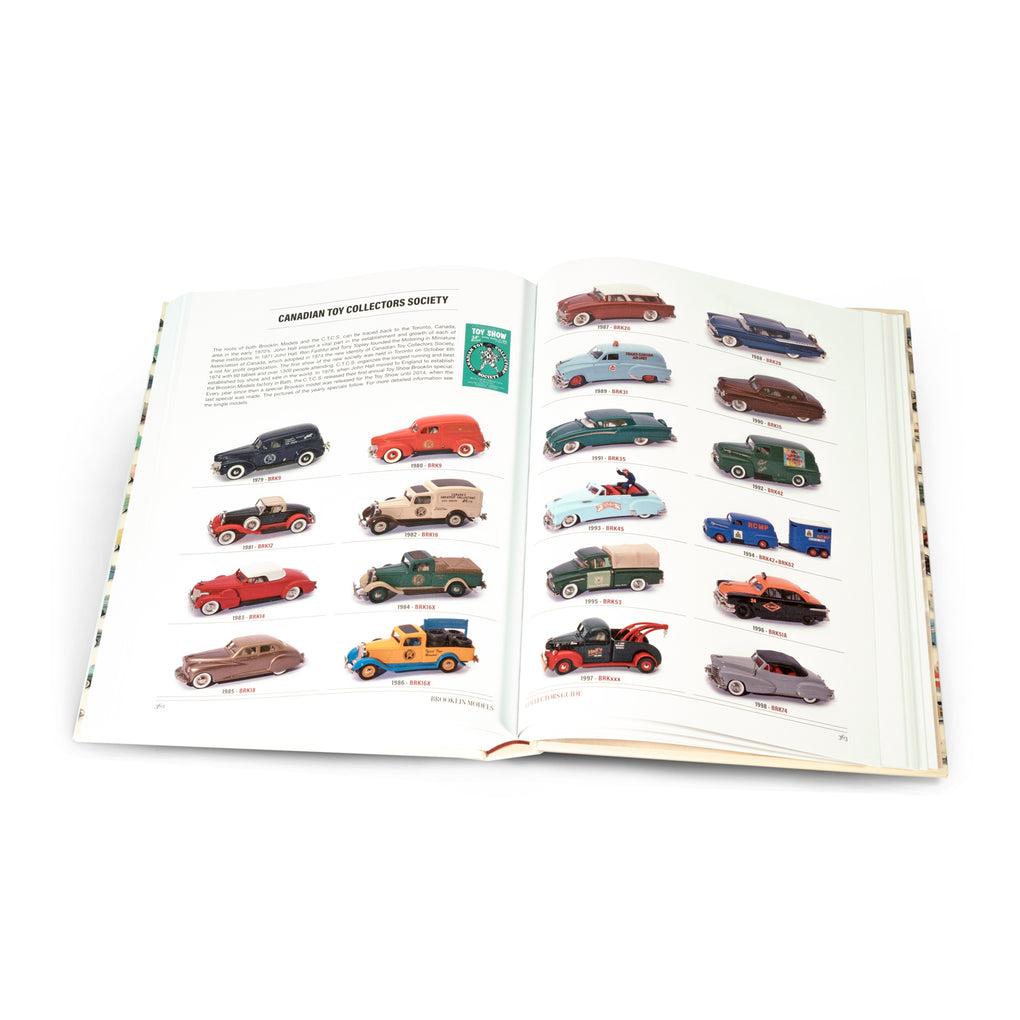 Brooklin Illustrated Collectors Guide + FREE Update to Volume I