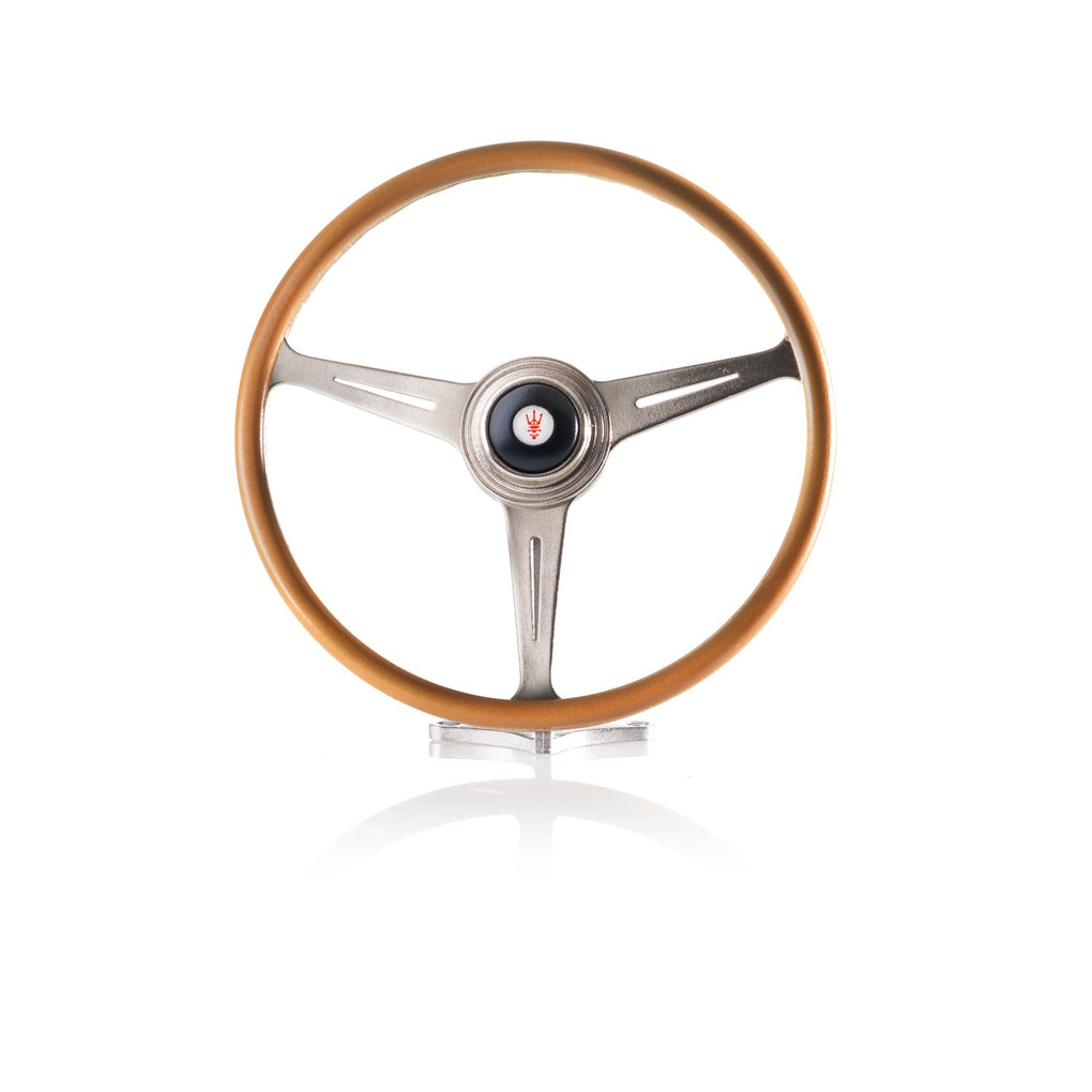 Maserati Historic Steering Wheels - BOX 1