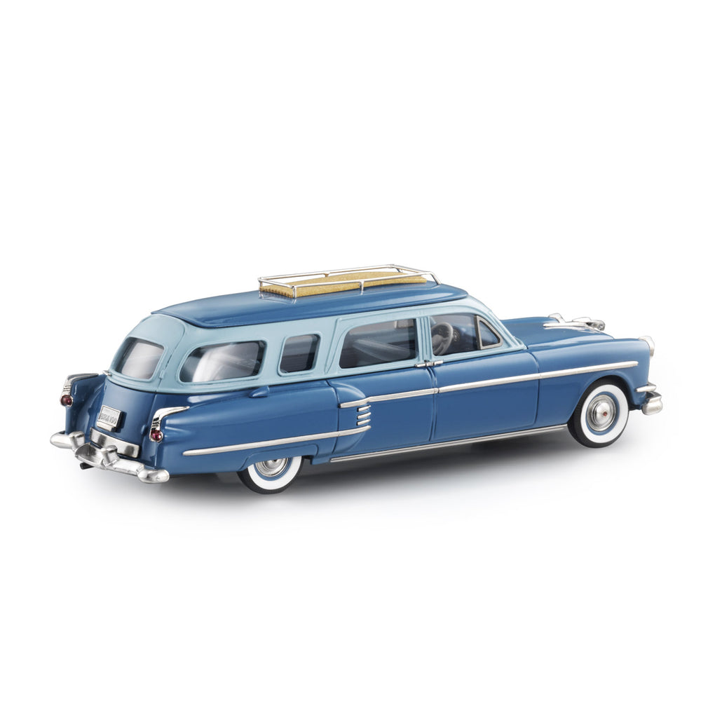 1954 Henney-Packard Super Station Wagon