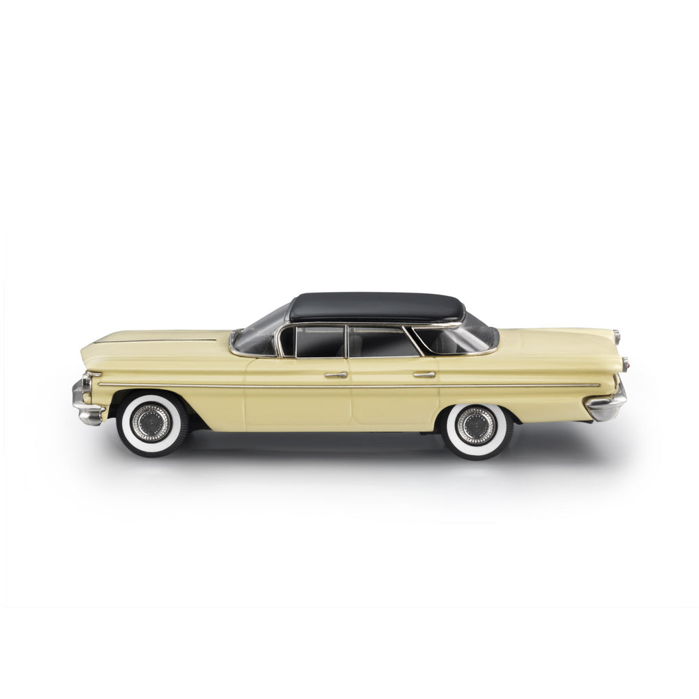 1960 Pontiac Catalina Vista Flat Top