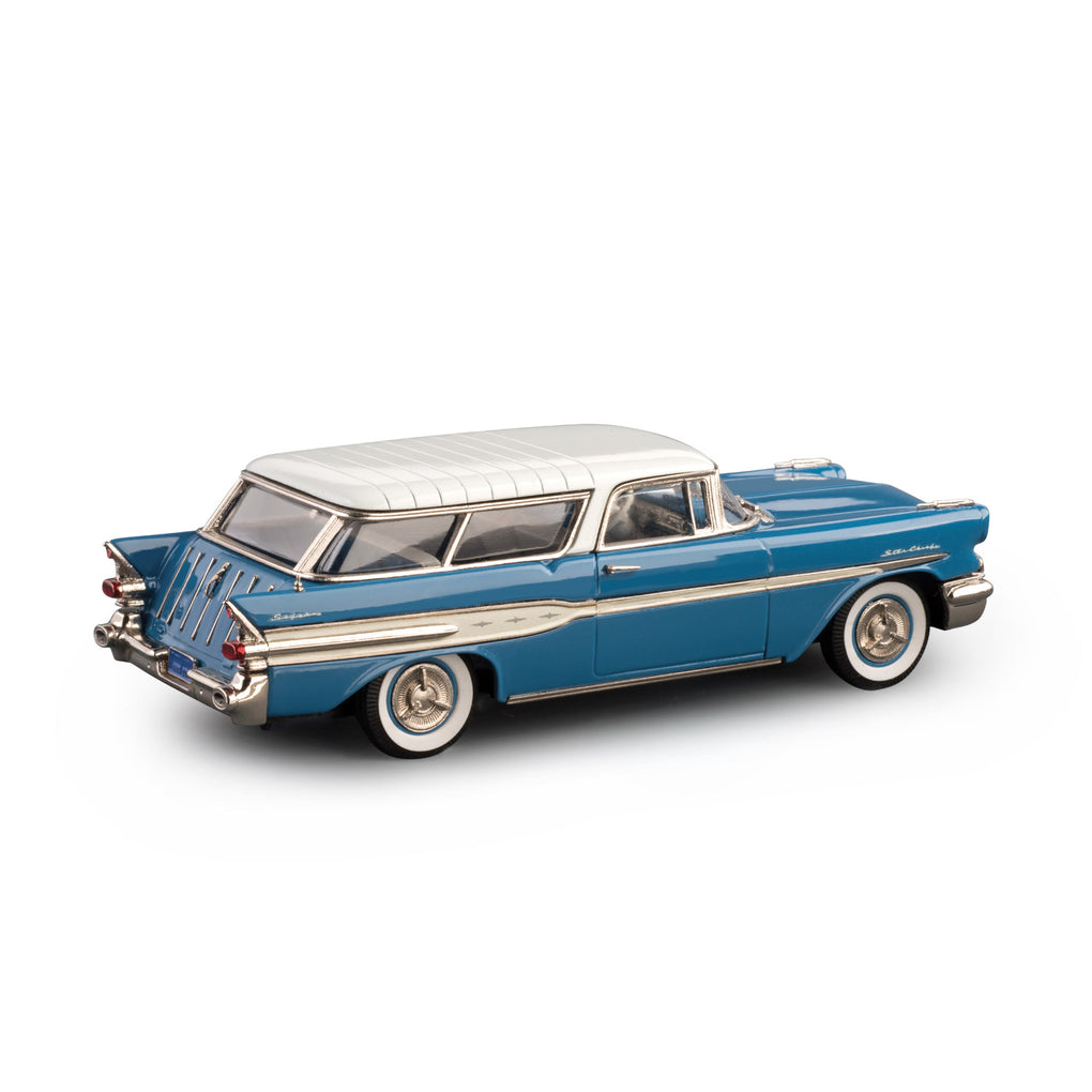 1957 Pontiac Safari 2-Door Station Wagon