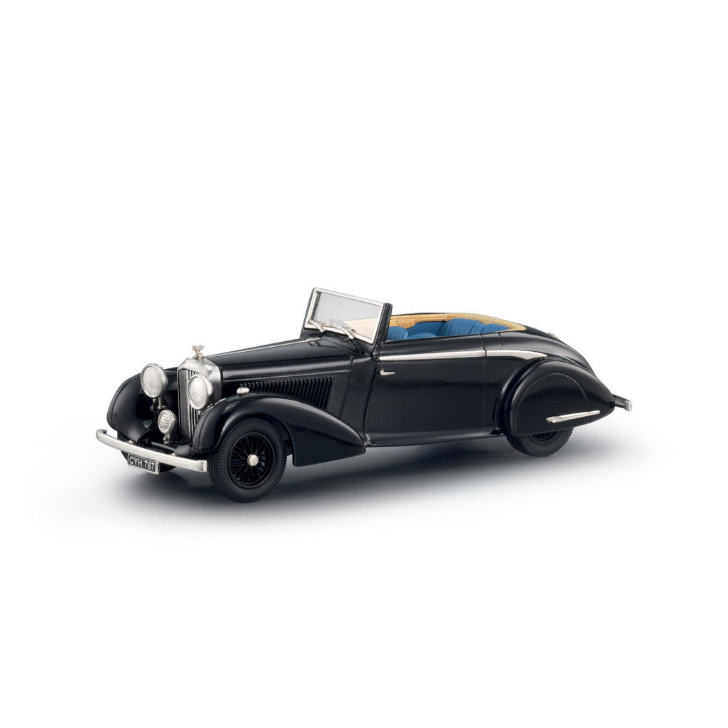 1936 Bentley 4¼ Litre Concealed D.H.C. (Add Col)