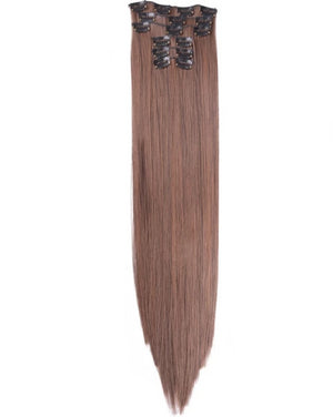 Cinnamon Brown Lush Hair Extensions