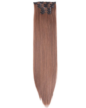Warm Auburn Lush Hair Extensions