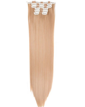 Reddish Blonde Lush Hair Extensions