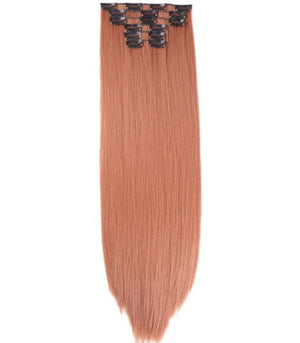 Cool Red Lush Hair Extensions