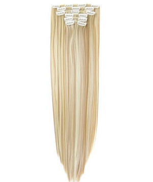Natural Blonde Lush Hair Extensions