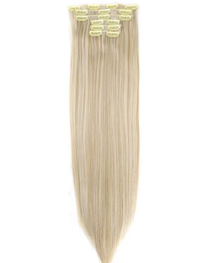 Ash Blonde Lush Hair Extensions