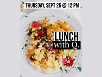 Los Angeles | Thursday Lunch with Q.