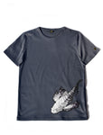 Big Fish printed slow fashion T-shirt