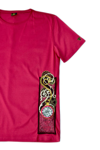 Independent fashion Clockwork limited edition T-shirt