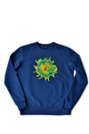 Independent fashion Sunrise embroidered sweatshirt