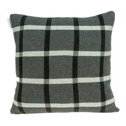 "20"" x 7"" x 20"" Transitional Gray Pillow Cover With Poly Insert - 100% Authentic Luxury Men's & Women's Fragrances, Cosmetics & Pillows"