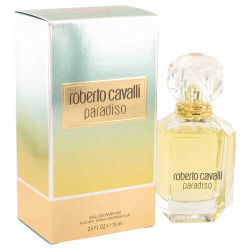 Roberto Cavalli Paradiso by Roberto Cavalli Eau De Parfum Spray 2.5 oz (Women) - 100% Authentic Luxury Men's & Women's Fragrances, Cosmetics & Pillows