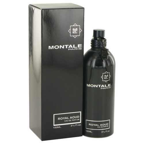 Montale Royal Aoud by Montale Eau De Parfum Spray 3.3 oz (Women) - 100% Authentic Luxury Men's & Women's Fragrances, Cosmetics & Pillows