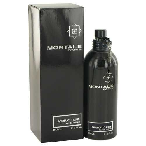 Montale Aromatic Lime by Montale Eau De Parfum Spray 3.3 oz (Women) - 100% Authentic Luxury Men's & Women's Fragrances, Cosmetics & Pillows
