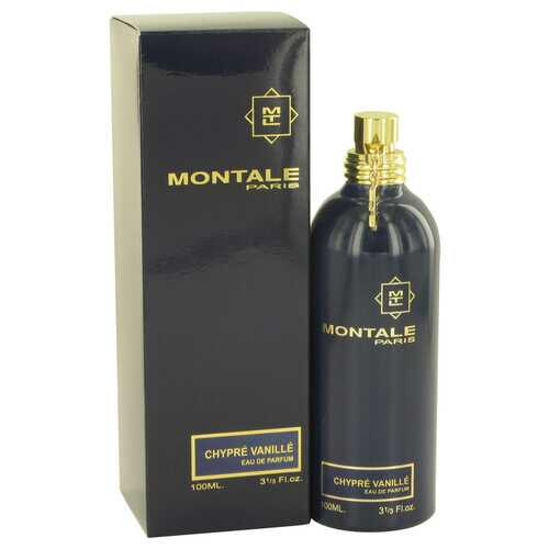Montale Chypre Vanille by Montale Eau De Parfum Spray 3.3 oz (Women) - 100% Authentic Luxury Men's & Women's Fragrances, Cosmetics & Pillows